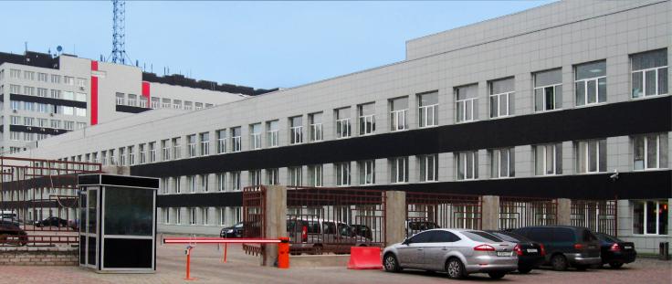 """Торгово-офисный центр """"НОРД"""